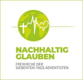 """Logo der adventistischen Initiative """"Nachhaltig Glauben"""""""