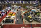OMO - Oldtimer-Messe Oldenburg am 10. und 11. September 2016 in den Weser-Ems-Hallen