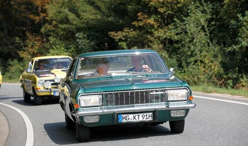 Lovers of vintage and classic cars will also find plenty to admire on September 10 at the Opel Test Center