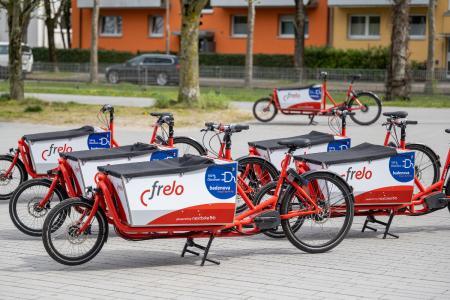 LastenFrelo - Gutscheine auf dem Münstermarkt