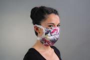 Gesichtsmasken im eigenen Design