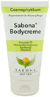 Produktbild Sabona Bodycreme
