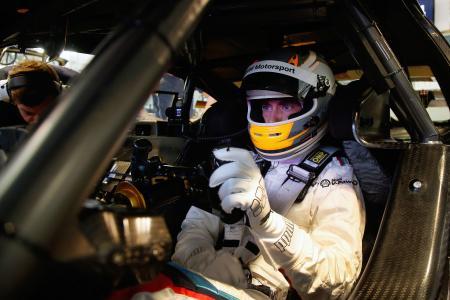 Philipp Eng, BMW M4 DTM, Cockpit