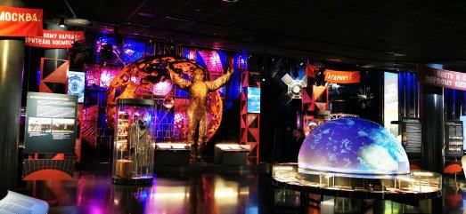 Kosmonauten-Museum Moskau, Copyright atambo tours