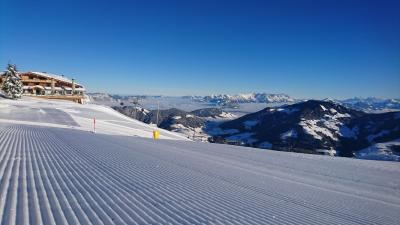 Traumhafte Schneeverhältnissen zum Winterstart - Skijuwel Alpbachtal Wildschönau