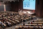 Der FeuerTrutz Brandschutzkongress ist der größte und vielfältigste Treffpunkt von Brandschützern in Deutschland und Europa. Foto: NürnbergMesse / Thomas Geiger