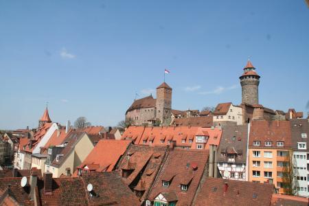 Von 30. Juni bis 2. Juli 2017 wird Nürnberg zum Mittelpunkt des Dachdeckerhandwerks in Bayern