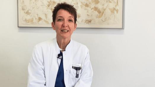 Dr. med. Stefanie Förderreuther, 1. Vizepräsidentin der Deutschen Migräne- und Kopfschmerzgesellschaft