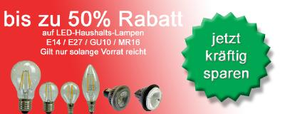 METOLIGHT LEDs - professionelle Industriequalität - bis zu 50% Rabatt