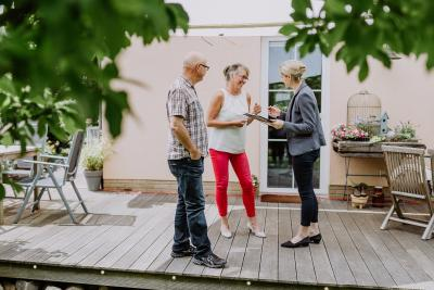 Immobilien bedeuten Emotionen