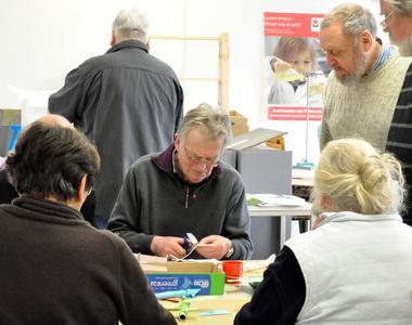 NEU: Workshop für Großeltern und Enkelkinder / Foto: Pressestelle FH Lübeck