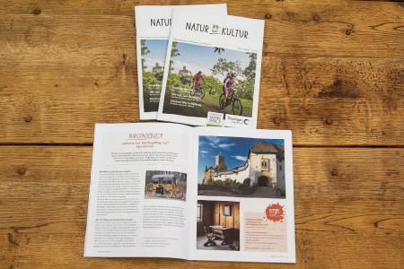 Neues Erlebnismagazin der Welterberegion Wartburg Hainich