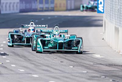 Formel E, MS&AD Andretti, António Félix da Costa, Hongkong