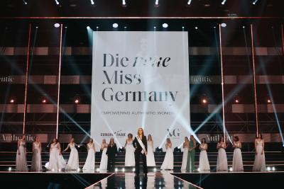 MISS GERMANY: Anja Kallenbach ist Miss Germany 2021