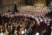 Umjubeltes Konzert der Erzgebirgischen Philharmonie Aue mit den Regensburger Domspatzen