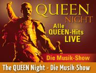The QUEEN Night - die sensationelle Musik-Show auf Tour
