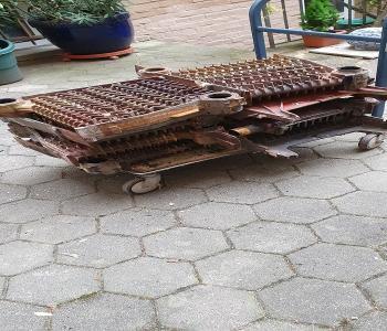 Schrottabholung in Bocholt