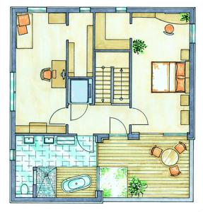 cubico kompakte architektur f r alle f lle hanse haus gmbh pressemitteilung. Black Bedroom Furniture Sets. Home Design Ideas