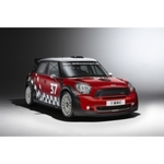 Visitors to the Geneva Motor Show are given a foretaste of the MINI John Cooper Works WRC