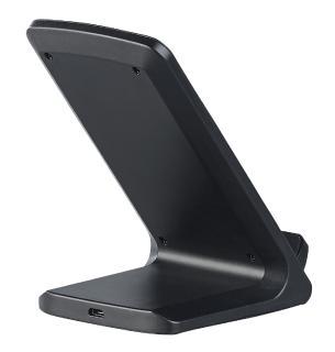 Callstel Schnell-Ladestation für Qi-kompatible Smartphones, black. Bezugsquelle: PEARL.GmbH