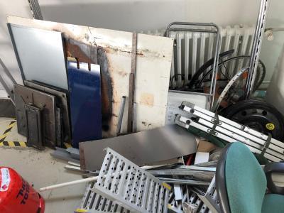 Maschinen Anlagen Fachgerecht Zerlegen und Entsorgen mit Schrottabholung in Neuss