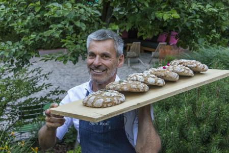 Slow Food beim Wandern