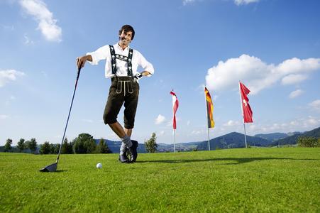 Morgens sonnenskilauf nachmittags golf abends tanz for Oberstaufen golf