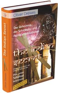 3-D-Cover Buch The Indian Secret