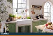 Spülsteine für Landhausküchen