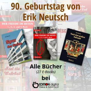 90. Geburtstag von Erik Neutsch