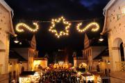 Christkindlmarkt im Sprudelhof, Bad Nauheim