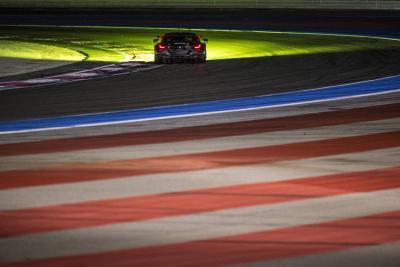 BMW M8 GTE Licht, Circuit Paul Ricard