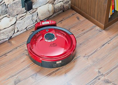sichler reinigungs und staubsauger roboter pcr 3350 uv mit wisch mopp pearl gmbh. Black Bedroom Furniture Sets. Home Design Ideas