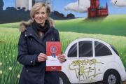 Buergerpreis BremerTafel mit zweiter Vorsitzender Ilse Stuempel