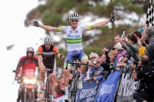 Durbridge Takes Repeat Win in Portarlington at Mitchelton Bay Cycling Classic