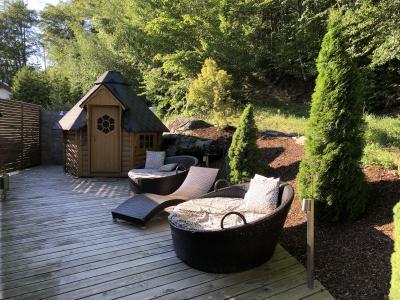 Wellnesshotel in Bayern Suite mit eigener Sauna