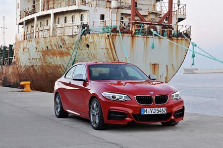 Serienstart des BMW 2er Coupés in Leipzig