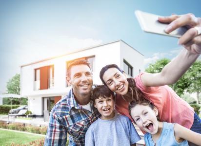 Wer die Baufamilie 2018 wird, kann sich auf seine ganz persönliche Baudokumentation freuen