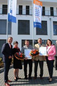 DEHOGA Rheinland-Pfalz: Feierstunde für das Hotel-Restaurant Castell
