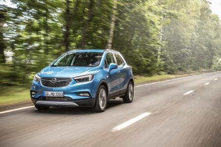 Spitzenreiter in seinem Segment: Der Opel MOKKA X