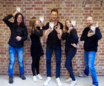 Gründerteam hinter der Marke ChillChoc!