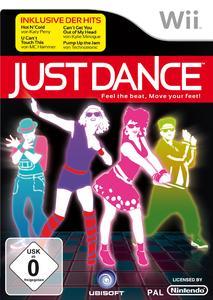 Ubisoft® verkauft weltweit mehr als zwei Millionen Exemplare von Just Dance(TM)