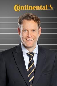 Nikolai Setzer, Mitglied des Continental-Vorstands und Leiter der Reifen-Division