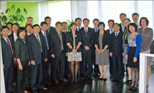 Größtes Mineralölunternehmen Chinas zum Erfahrungsaustausch bei TÜV SÜD