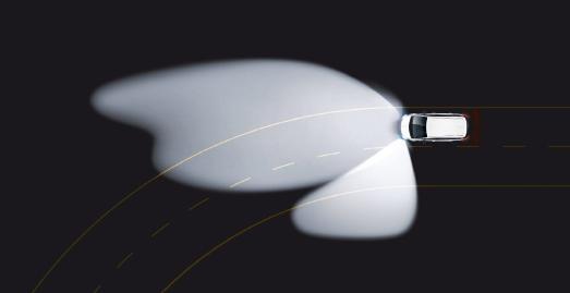 AFL LED für Mokka X und Zafira : Den Überblick behalten: Lenkwinkel oder Blinkerstellung aktivieren automatisch das Kurven- und Abbiegelicht. Bei Geschwindigkeiten unterhalb von 40 km/h schaltet sich je nach Fahrtrichtung links oder rechts eine LED zu, um die Straße besser auszuleuchten © GM Company