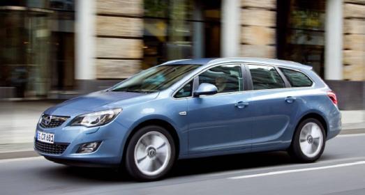 Opel auf Kurs: 8 Prozent Marktanteil im Jahr 2011