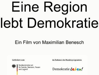 Eine Region lebt Demokratie