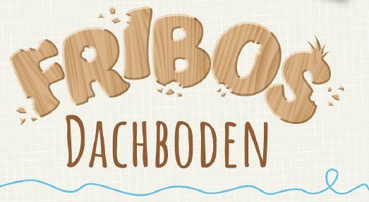 """Der Holzwurm Fribo aus der TV-Sendung """"Fribos Dachboden"""" stand Pate für den neuen, gleichnamigen Kinder-Bibelkurs von Hope Media. © Abbildung: Hope Media Europe"""