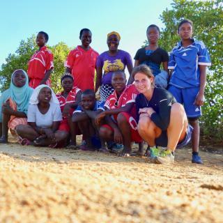 Freiwilligenarbeit in Tansania bei einem Projekt für Frauen