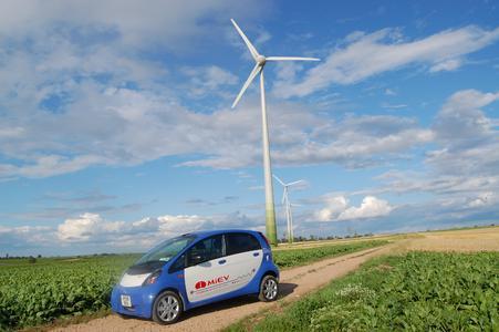 Pionier in Deutschland: Mitsubishi Electric Vehicle bereits seit 2010 erhältlich
